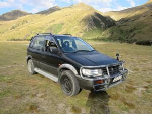 Ich mag dieses Jeep Design irgendwie total :D
