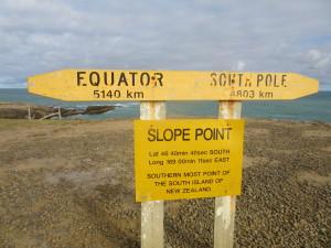 Ahhh slope point
