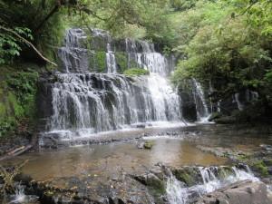 Puranakaka Falls oder so