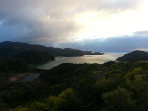 Letzter Morgen , Abel Tasman