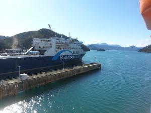 Interislander ferry