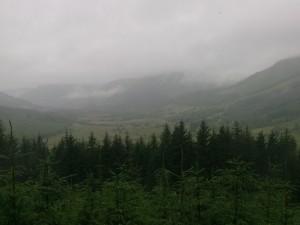 welcome scotish weather